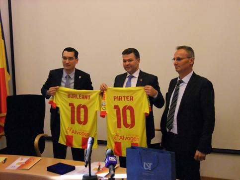 FRF a încheiat un parteneriat cu Universitatea de Vest din Timişoara
