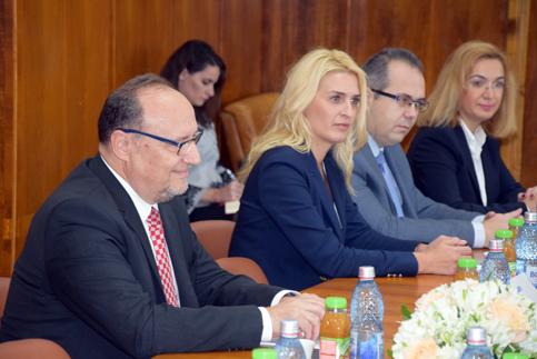 Excelența Sa Davor Vidiš, Ambasadorul Republicii Croația în România, a vizitat județul Dâmbovița