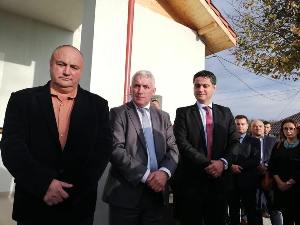 Voineşti: Centrul de zi pentru copii în satul Gemenea-Brătuleşti şi-a deschis porţile