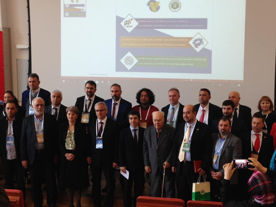 Al IV-lea Congres Internațional în Științe Sociale (The 4th International Congress in Social Sciences – INCSOS 2018)