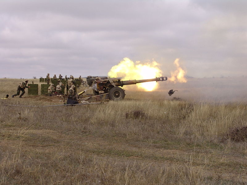 175 de ani de la înființarea artileriei moderne române