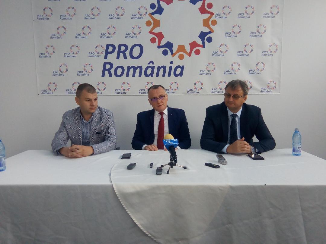 A fost lansată oficial, organizaţia PRO România Găeşti