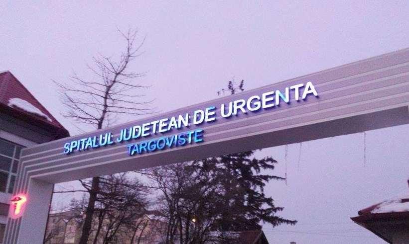 La finalul anului 2018, Spitalul Județean de Urgență Târgovişte a reuşit să scape de datorii