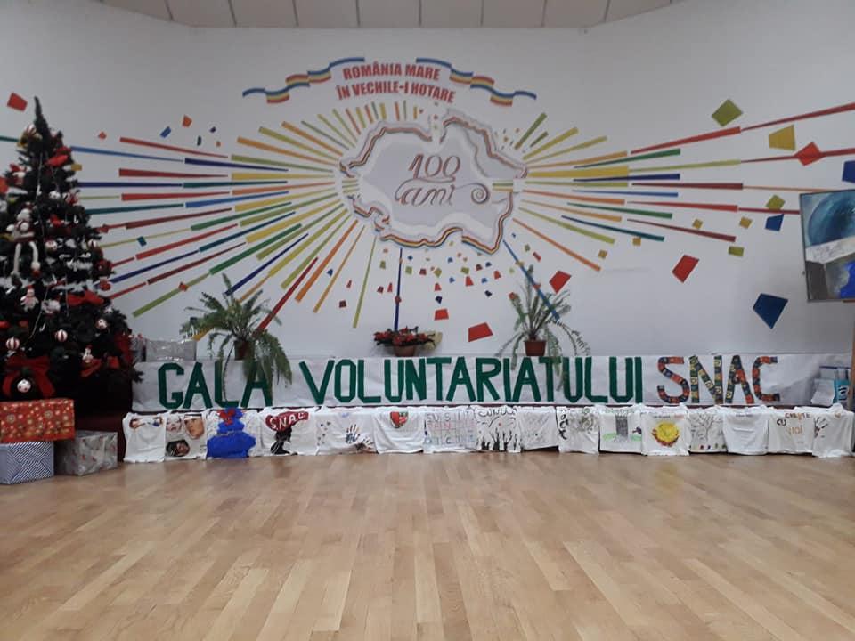 Emoţie, bucurie şi dăruire la Gala Voluntariatului SNAC Dâmboviţa, ediţia 2018
