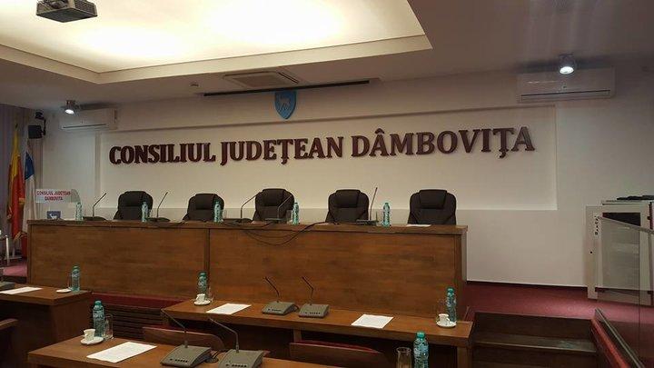 S-au majorat taxele gestionate  de Direcţia generală infrastructură locală a CJ Dâmboviţa