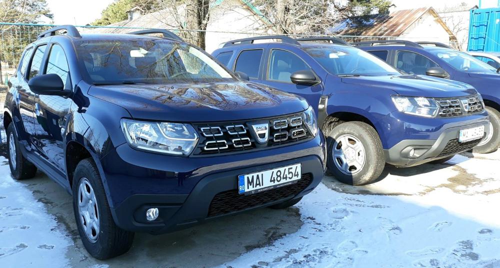 A început reînnoirea  parcului auto  de la Jandarmeria Dâmboviţa