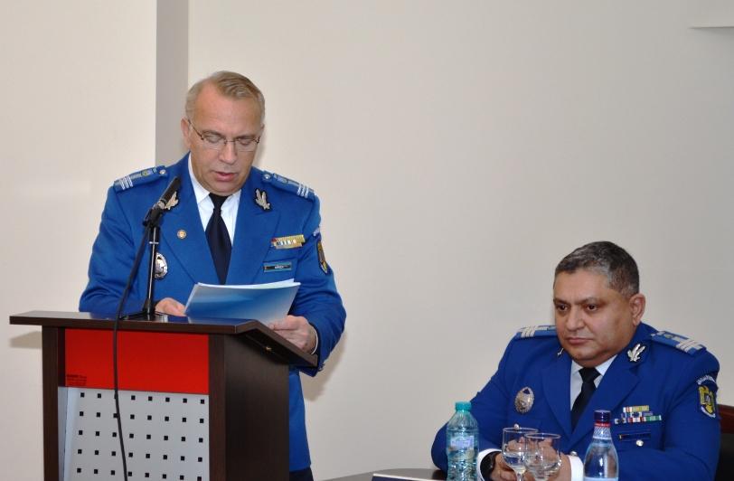 9.597 misiuni pe linie de ordine şi siguranţă publică, desfăşurate de  jandarmeria Dâmboviţa în cursul anului 2018