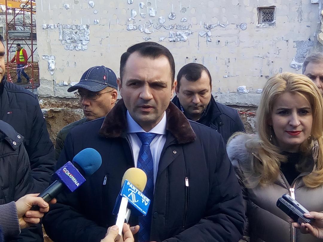 Se lucrează la Creșa nr. 13 Târgoviște,proeiect cu finanţare prin PNDL