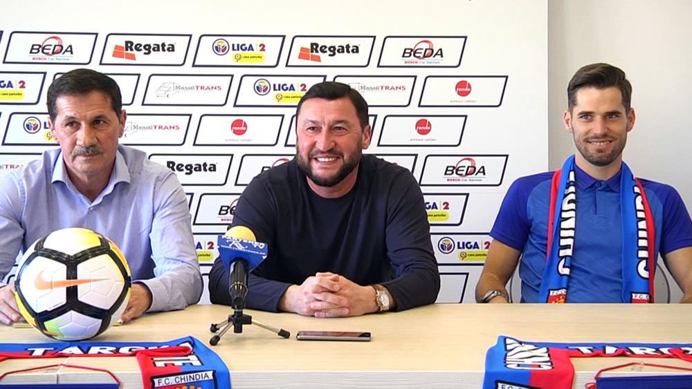 Chindia Târgovişte este pregătită pentru reluarea campionatului Ligii 2