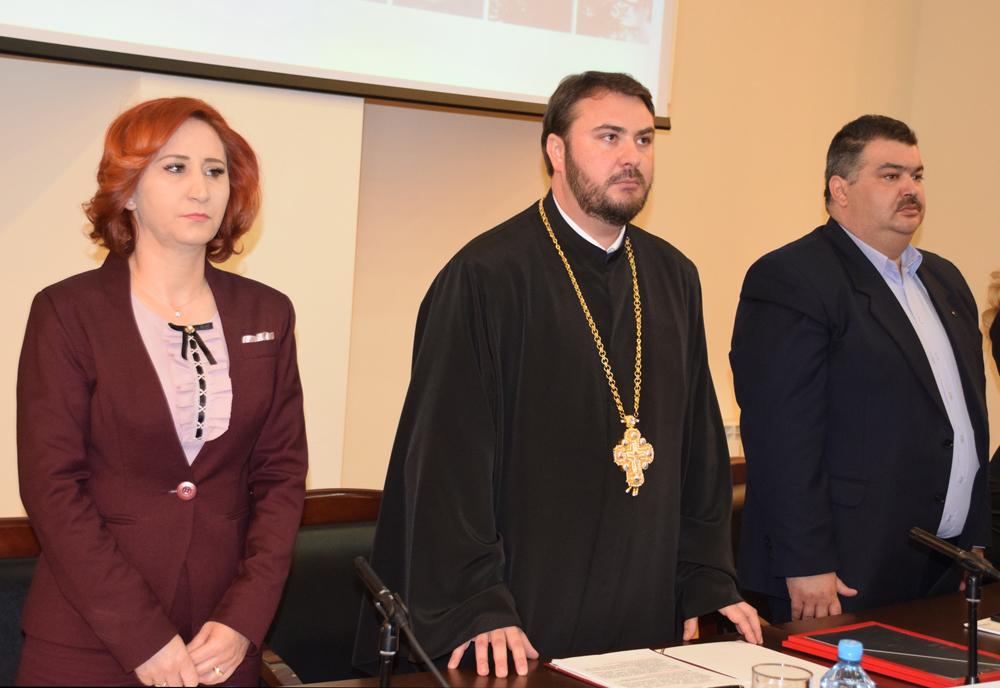 Pr.Ionuţ Ghibanu a fost ales preşedinte al Crucii Roşii Dâmboviţa