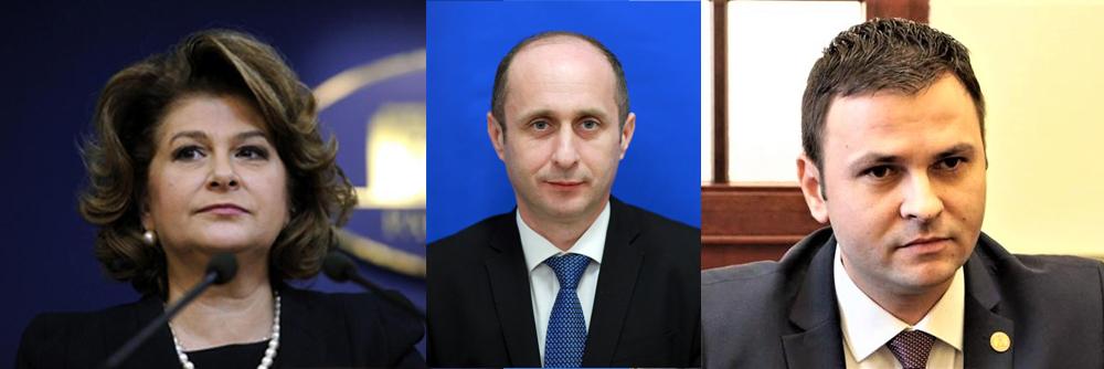 Miercuri, vin la Târgovişte, vicepremierul Vasile-Daniel Suciu, ministrul Dezvoltării Regionale şi ministrul Fondurilor Europene, Rovana Plumb