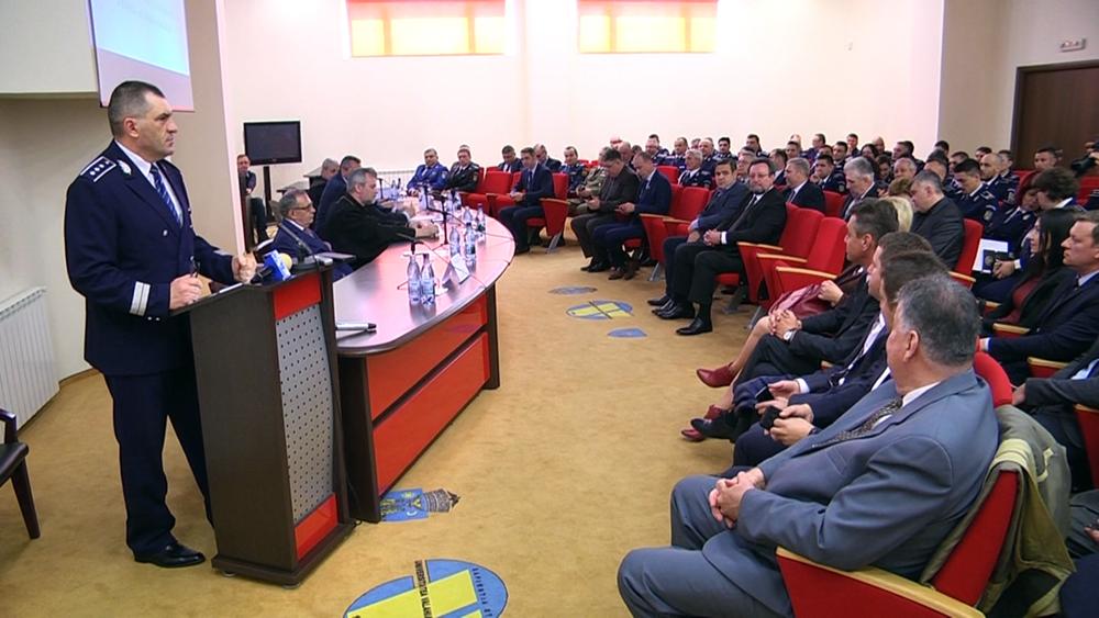 Ziua Poliţiei Române a fost sărbătorită şi la IPJ Dâmboviţa