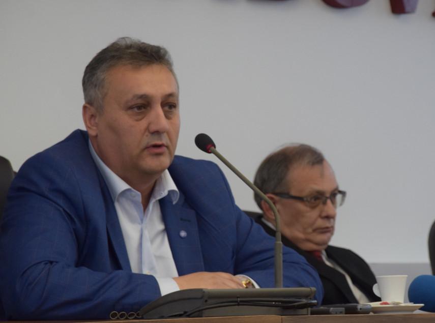 La CJ Dâmboviţa  s-a votat bugetul, aleşii PNL    au votat împotrivă
