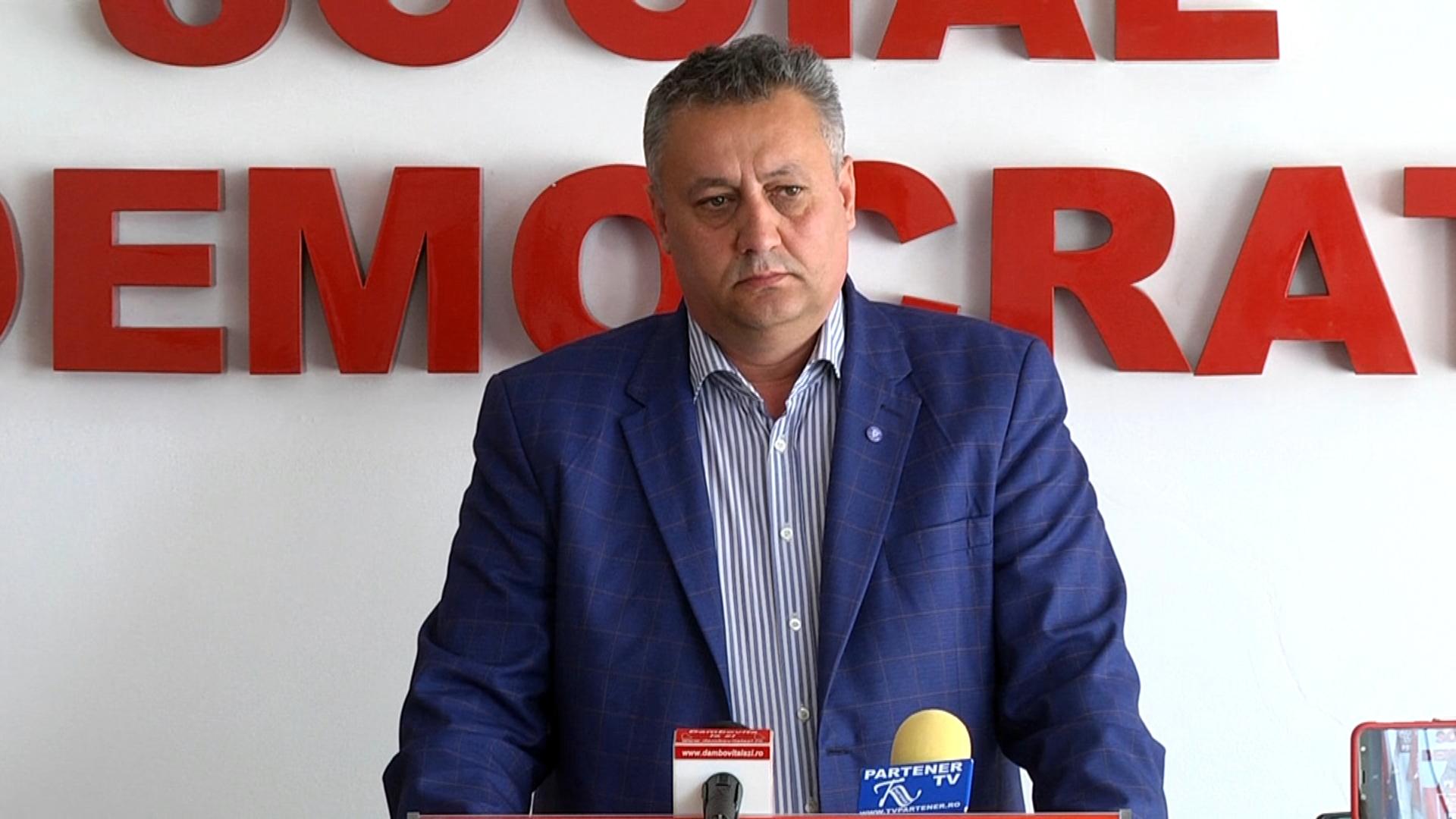 Alexandru Oprea: Bugetul de investiții al  CJ Dâmboviţa  a crescut în 2019, cu 320% față de anul anterior