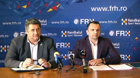 Pe 11 aprilie,  Sala Polivalentă din Târgoviște  găzduieşte  partida de handbal România – Lituania