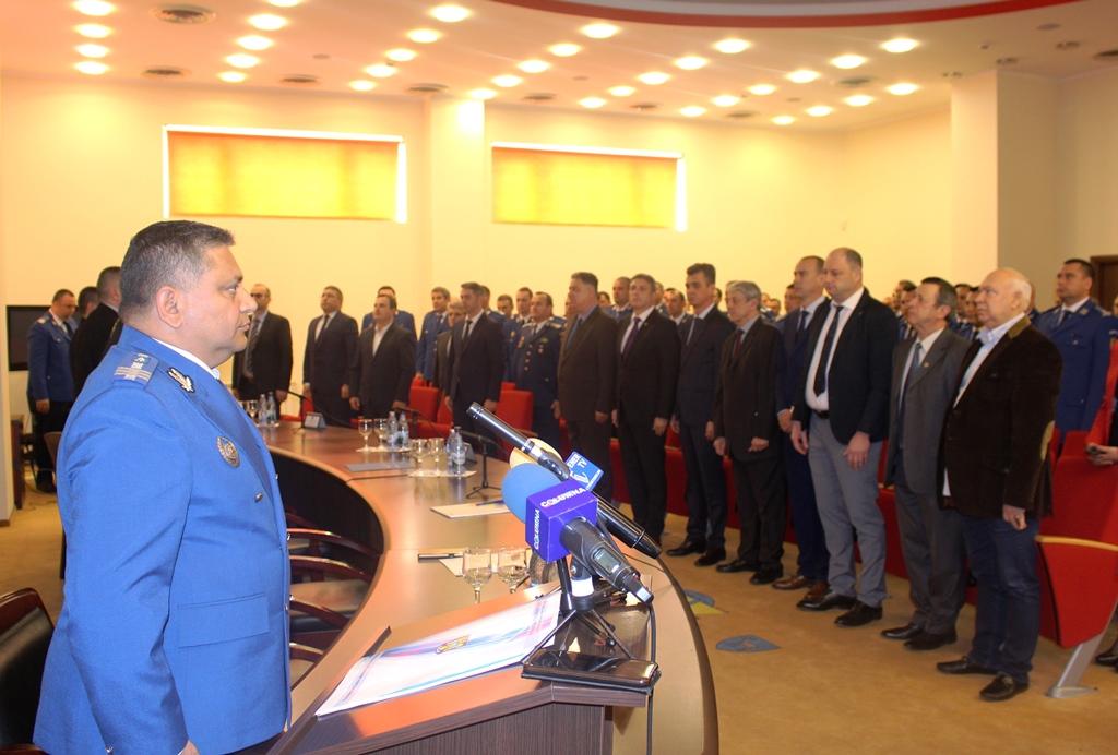 Jandarmii dâmboviţeni  au marcat Ziua Jandarmeriei Române