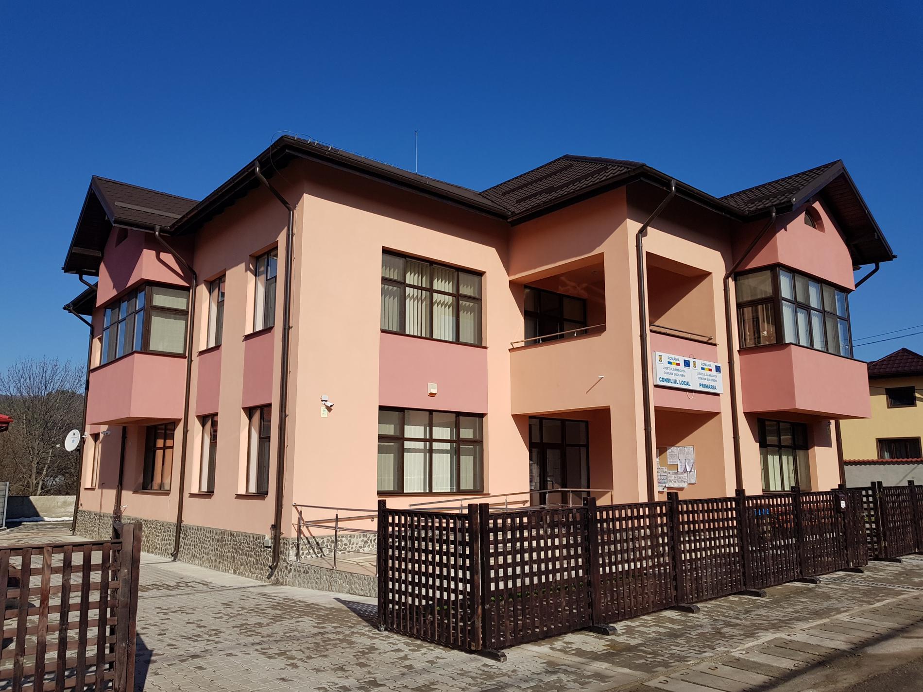 Comuna Buciumeni are investiţii majore prin PNDL