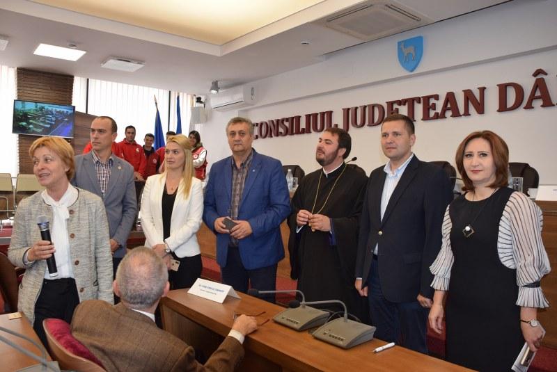 La CJ Dâmboviţa, Simpozion dedicat Zilei Internaționale a Familiei