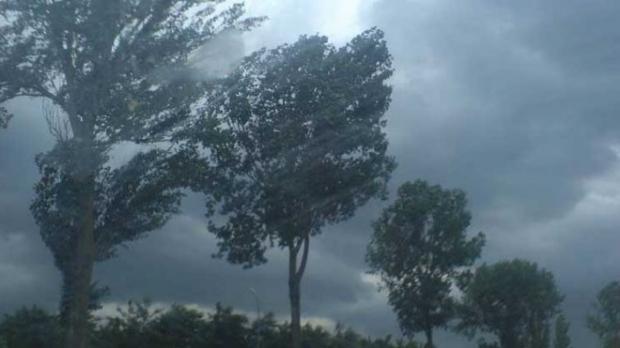 Dâmboviţa sub atenţionare de cod galben  de ploi,vânt puternic şi inundaţii