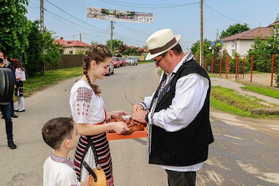 """""""ZIUA GHIMPĂȚENILOR DE PRETUTINDENI"""", o sărbătoare  la loc de cinste"""