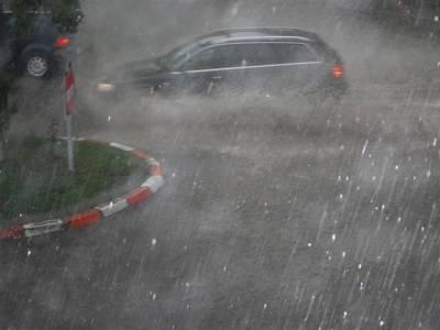Judeţul Dâmboviţa sub COD PORTOCALIU  de ploi abundente