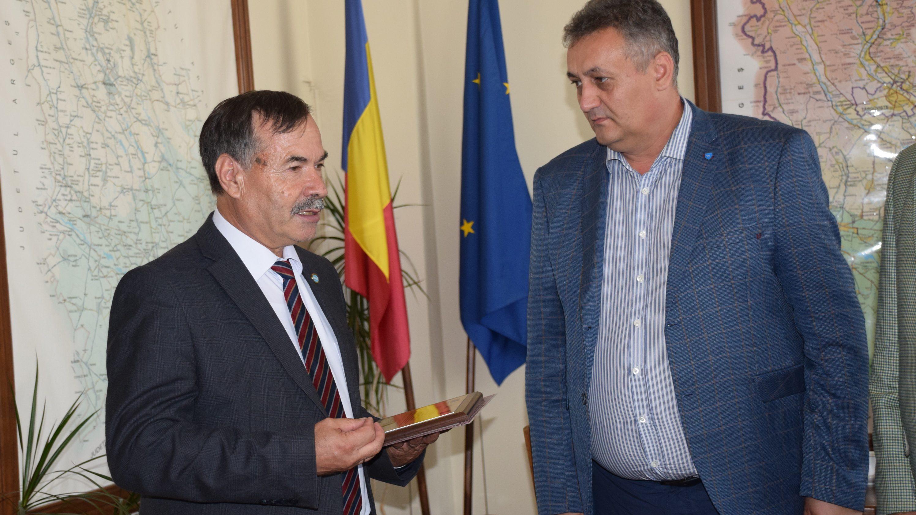 Consiliul Județean Dâmbovița,premiat  de Institutul pentru Dezvoltare și Inițiative Sociale