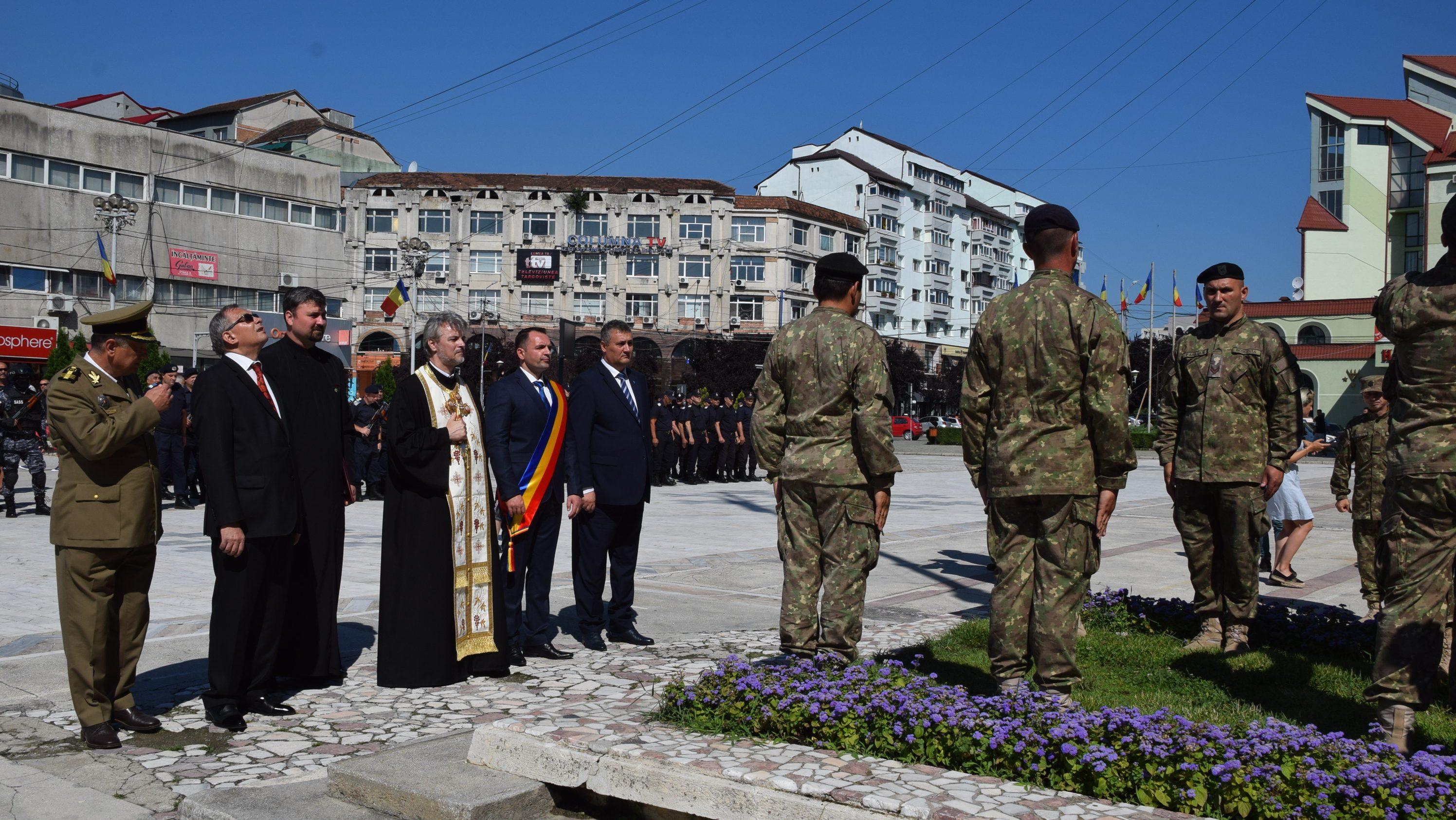 26 iunie 2019,Ziua  Drapelului, marcată la Târgovişte