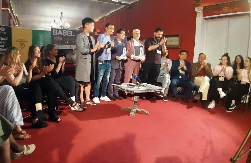 BABEL FAST: Memorandum între Asociația Teatrelor din Coreea de Sud şi Teatrul Tony Bulandra Târgovişte