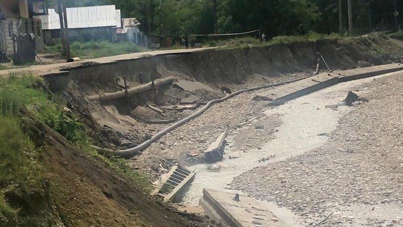 Demersuri pentru înlăturarea efectelor calamităților produse în lunile mai-iunie pe teritoriul județului Dâmbovița