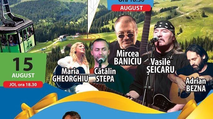 """Se fac pregătiri pentru desfășurarea Festivalului """"Padina Folk"""""""