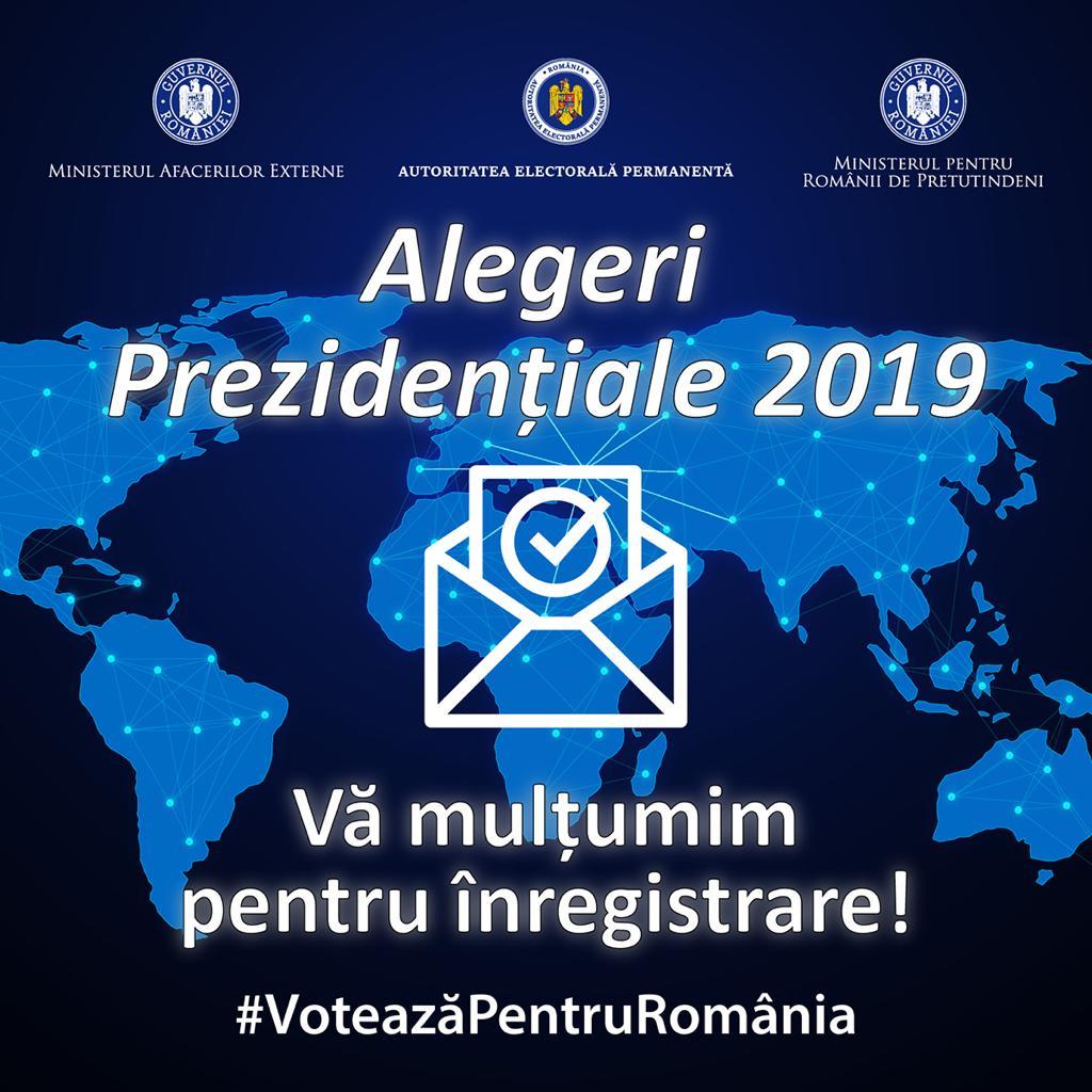 MAE despre votul în străinătate