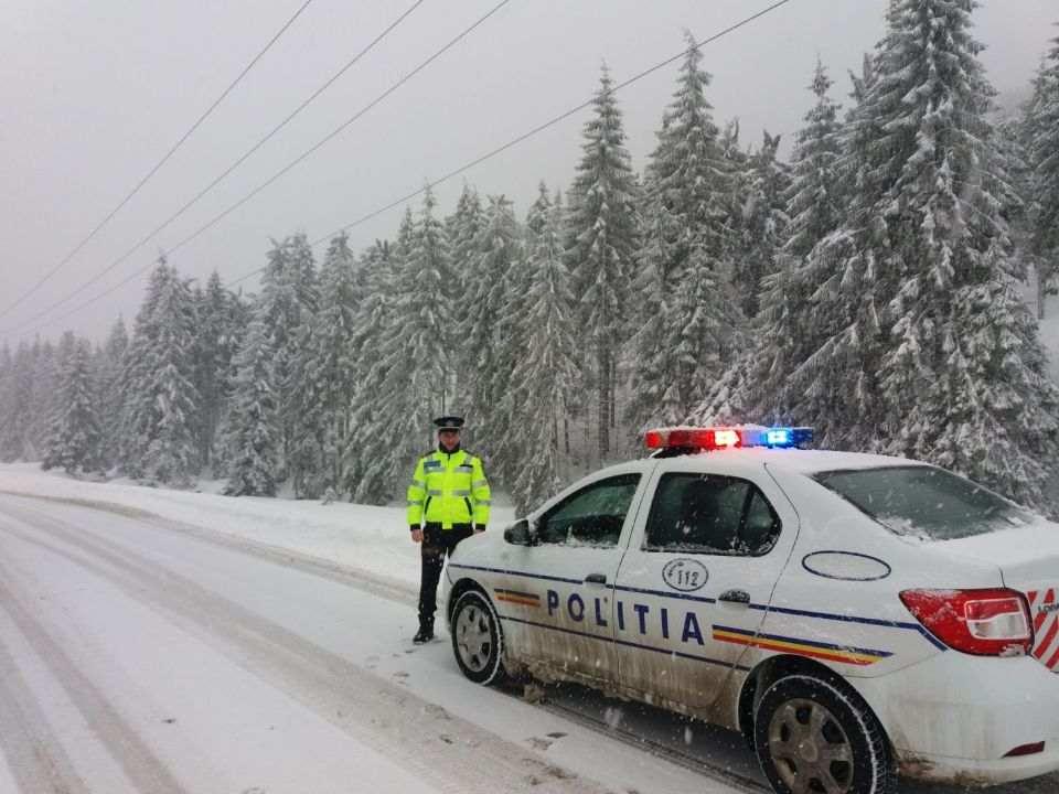 Recomandări pentru un trafic în siguranţă
