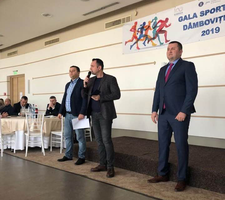 Tradiţie: Gala Sportului Dâmboviţean