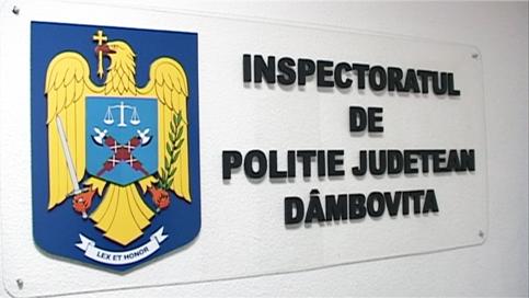 Reținut pentru comiterea infracțiunilor de lovire sau alte violențe, furt calificat și distrugere