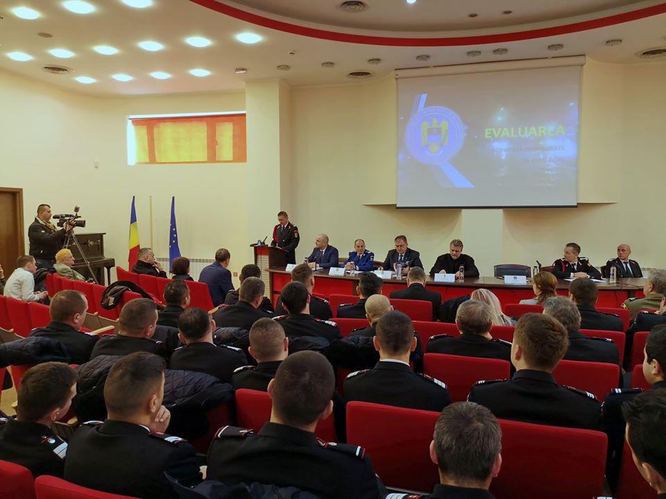 Salvatorii ISU Dâmboviţa, la ora bilanţului