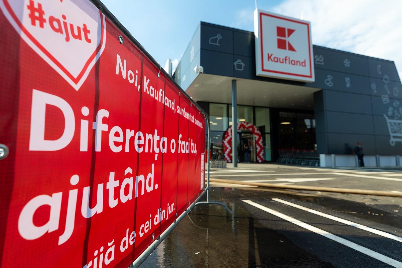 Kaufland România deschide primul magazin într-un oraș cu mai puțin de 20.000 de locuitori, în municipiul Moreni
