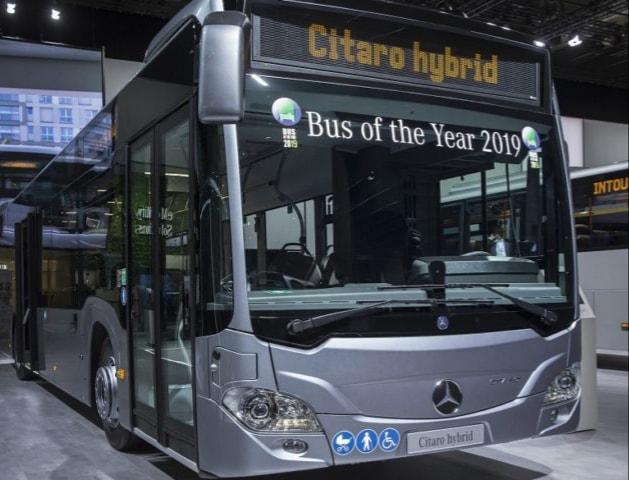 Primăria Târgoviște a semnat contractul de furnizare a celor 28 de autobuze hibrid diesel-electric