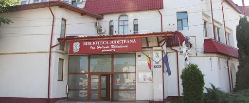 """Pe 25 mai, Biblioteca Județeană """"I.H. Rădulescu"""" Dâmbovița reia lucrul cu publicul doar pentru împrumutul de publicații"""
