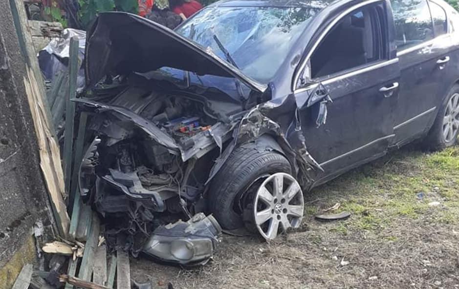 Două accidente rutiere soldate cu două decese