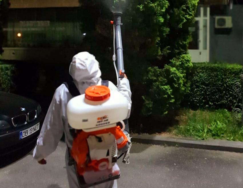 Start în războiul cu țânțarii
