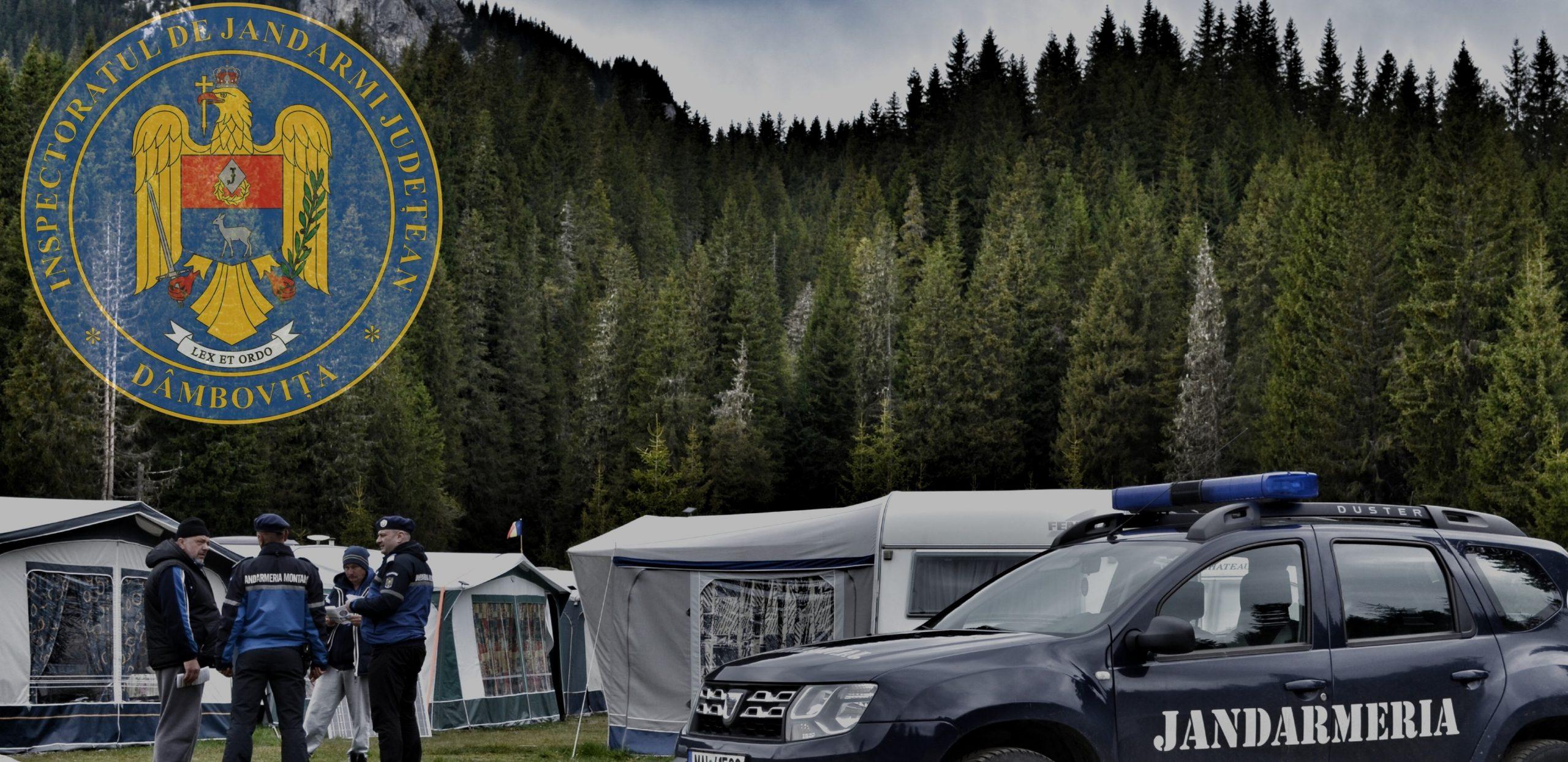 Jandarmii montani au salvat doi turiști, epuizați fizic