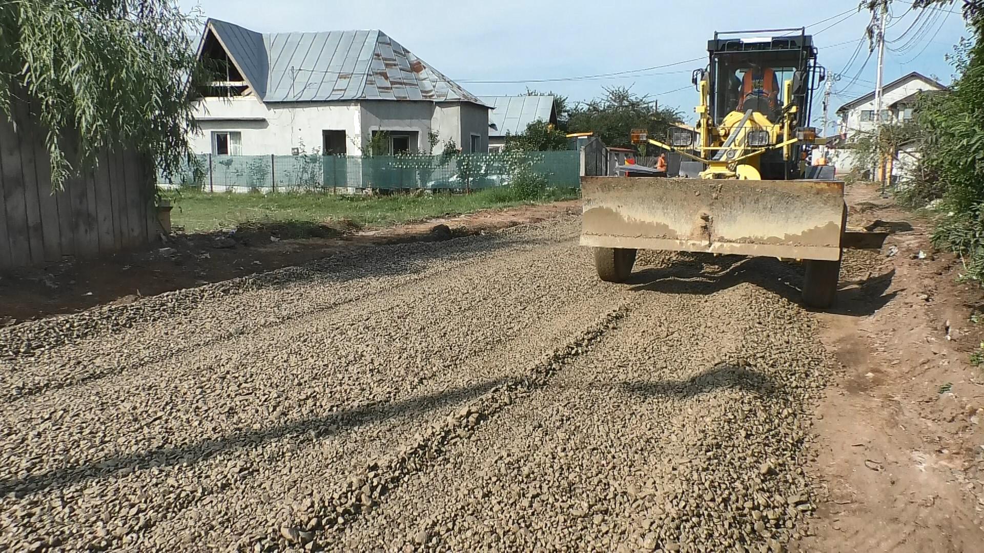 Primarul Cristian Stan a anunțat că întreg cartierul Prepeleac este prins într-un amplu proces de modernizare