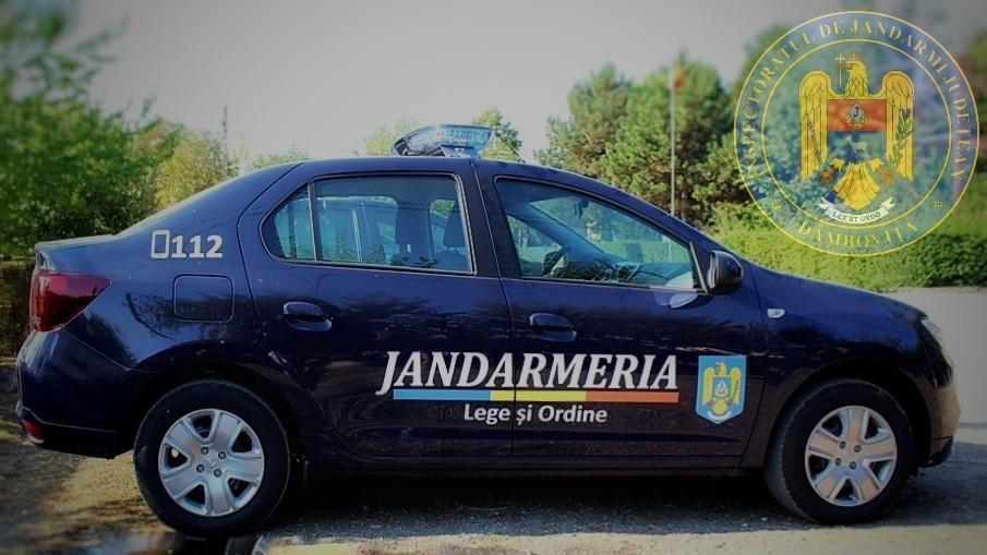 """Jandarmii asigură măsuri de ordine la evenimentul de off-road """"CORB Adventure Days 2020"""""""