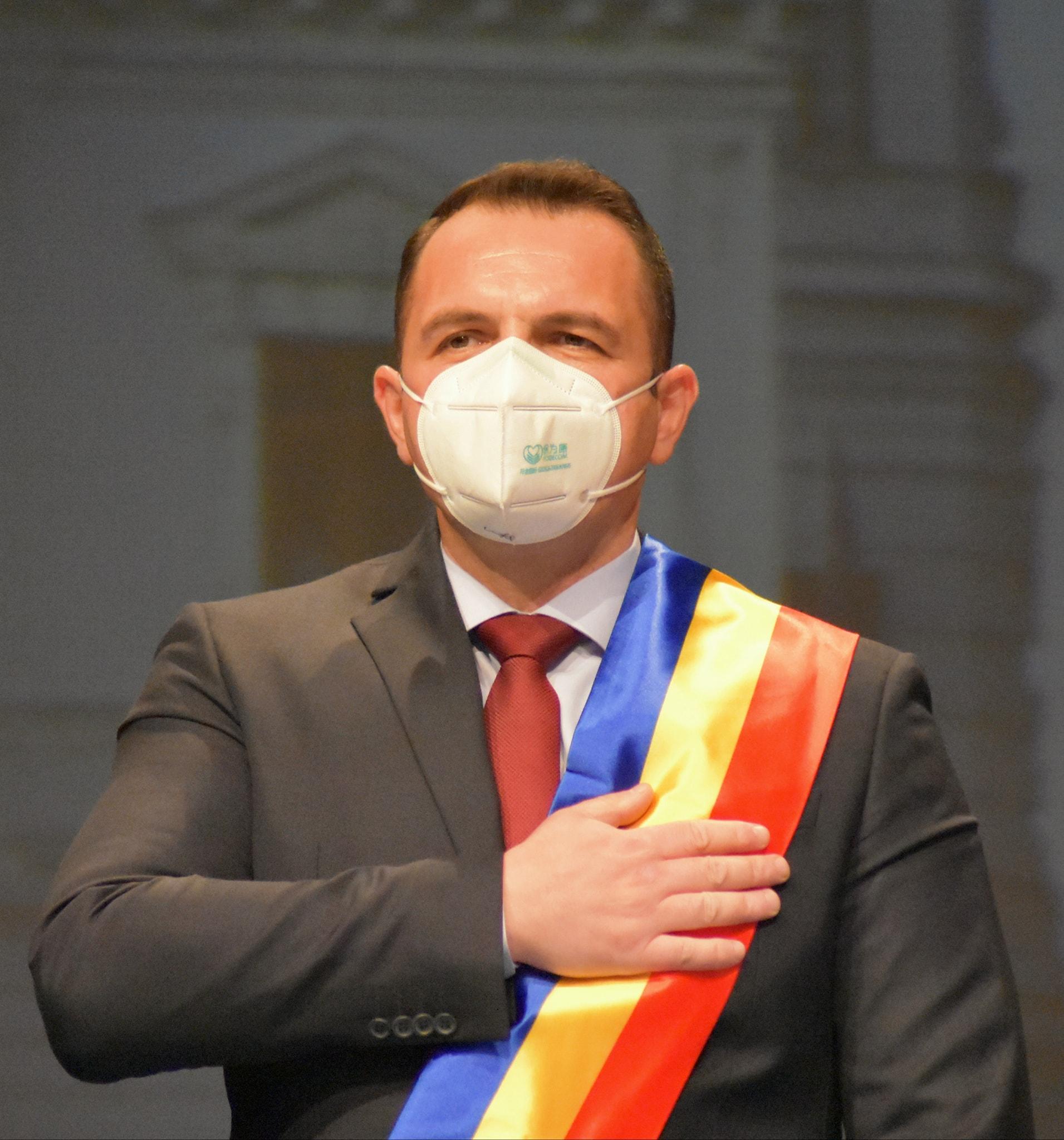 S-a constituit CLM Târgoviște și depunerea jurământului de credință pentru cel de-al doilea mandat de primar al municipiului Târgoviște, de către Daniel Cristian Stan