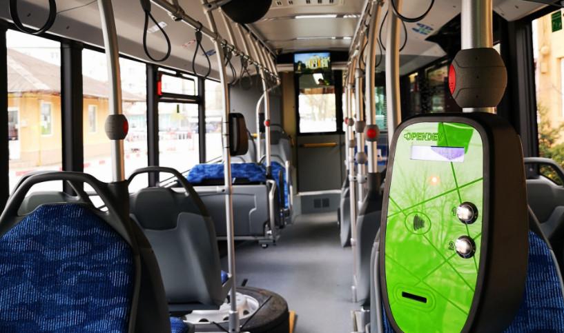 La Târgoviște, a ajuns primul autobuz Mercedes-Benz Citaro Hybrid  din cele 28 autobuze  ce vor fi aduse în oraș până la jumătatea lunii martie 2021