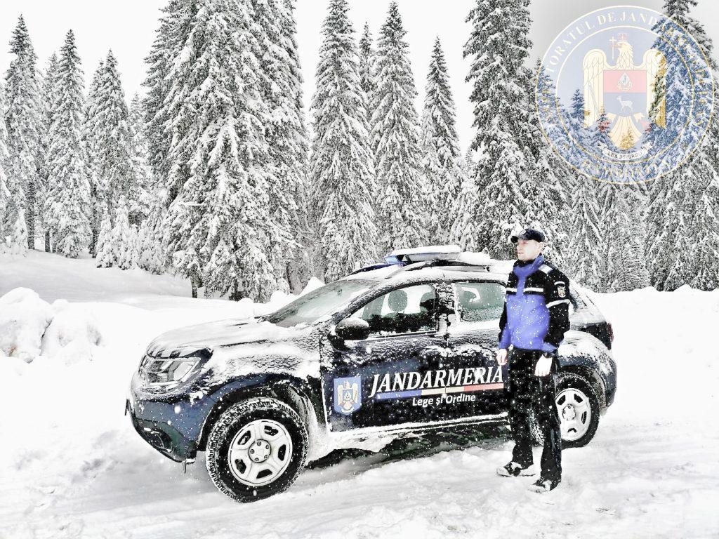 Jandarmii montani, recomandări pentru turiștii care merg în  Munții Bucegi