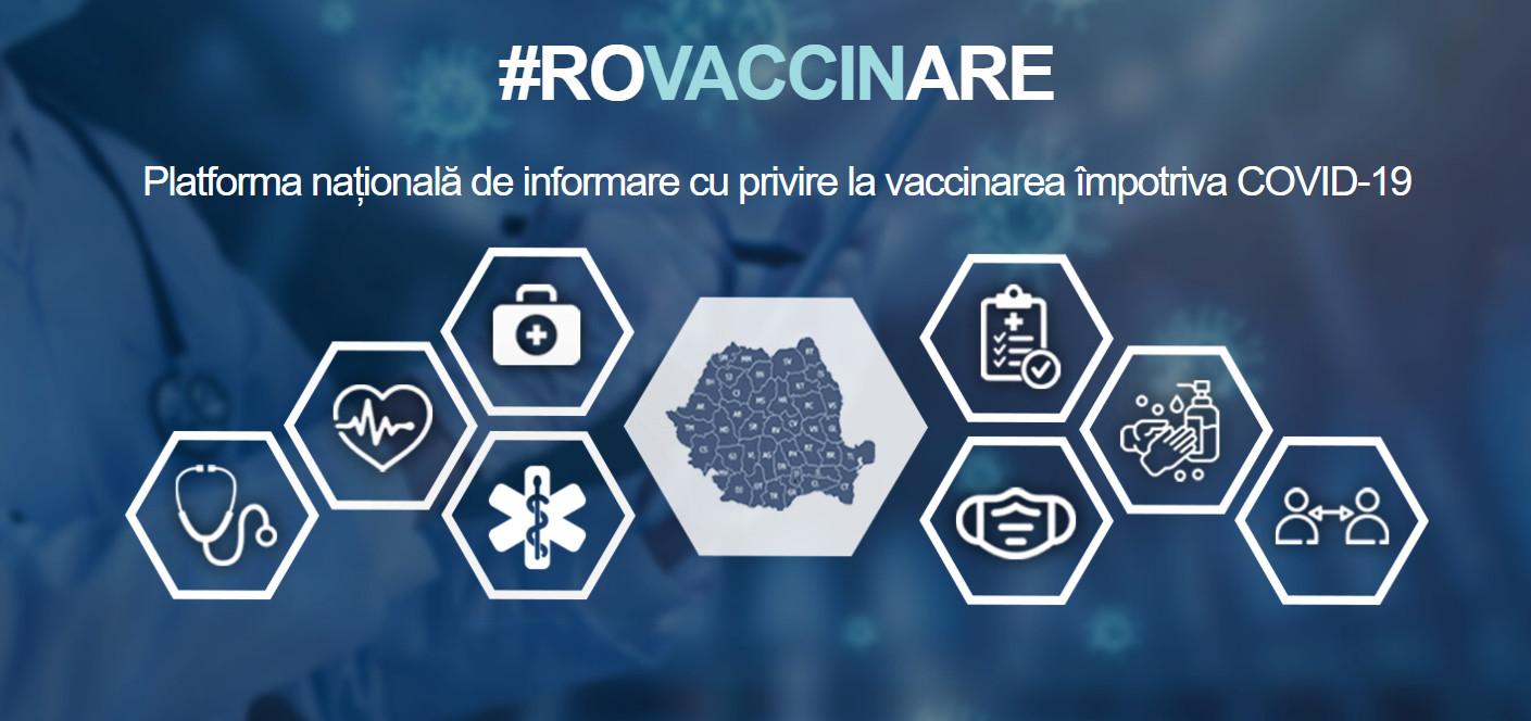 STS: Pentru programarea necesară vaccinării împotriva COVID-19, au fost identificate mai multe posibilități de înscriere