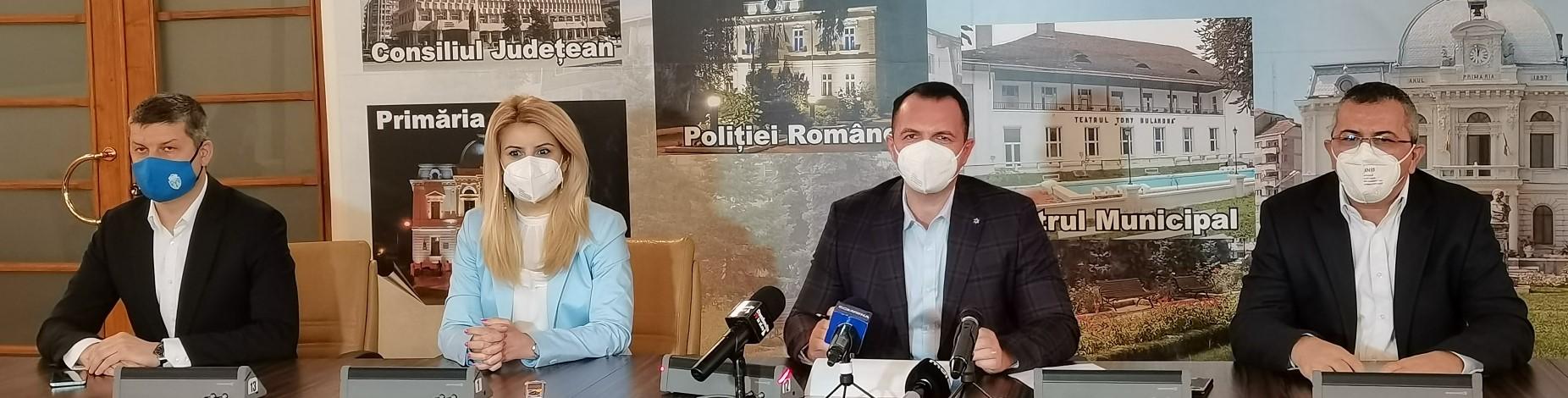 """Stadiul lucrărilor de la Stadionul """"Eugen Popescu"""", se fac eforturi mari pentru ca investiția să fie finalizată cât mai repede"""