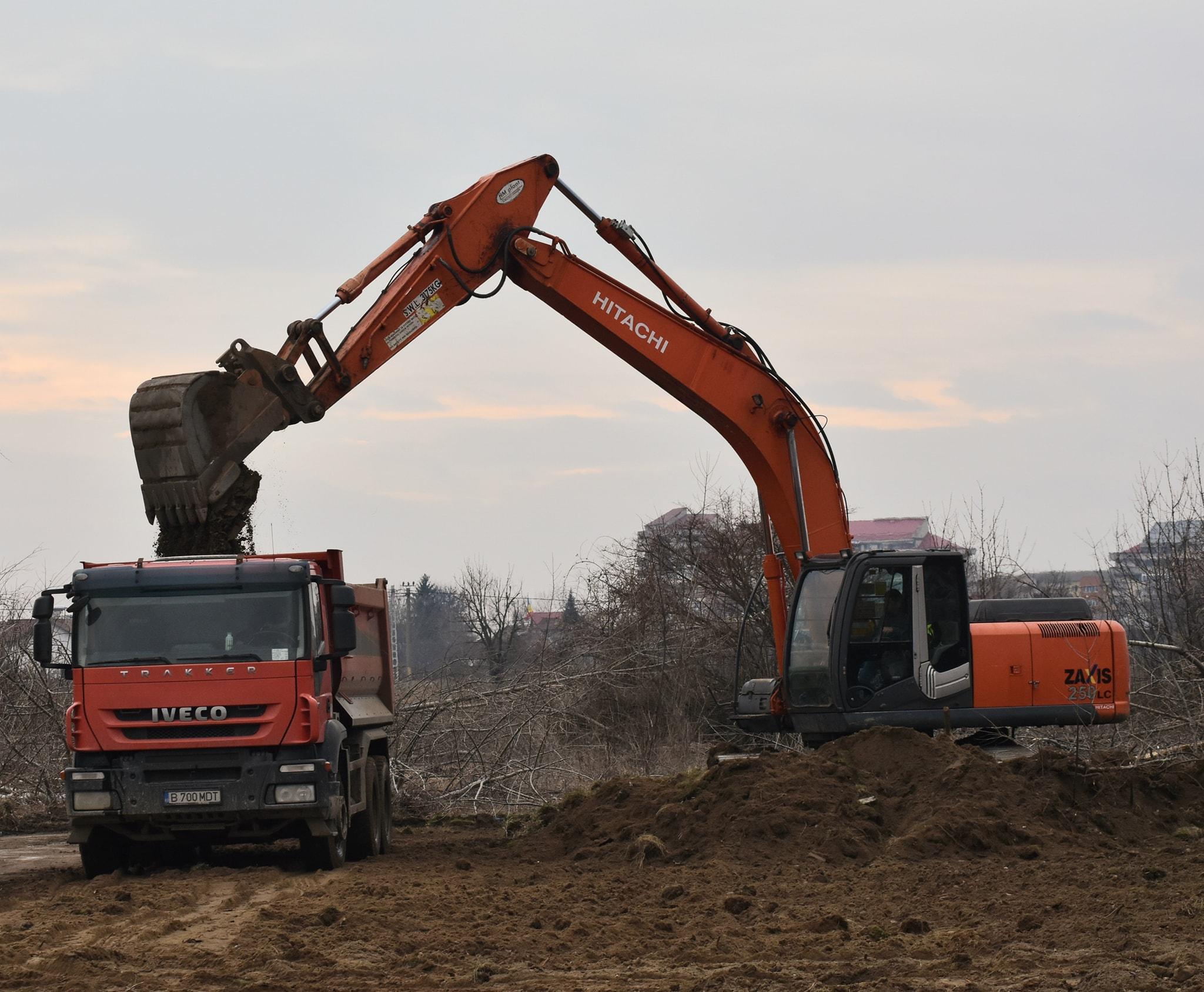 Un nou parc de 50.000 de mp va fi construit în municipiul Târgoviște