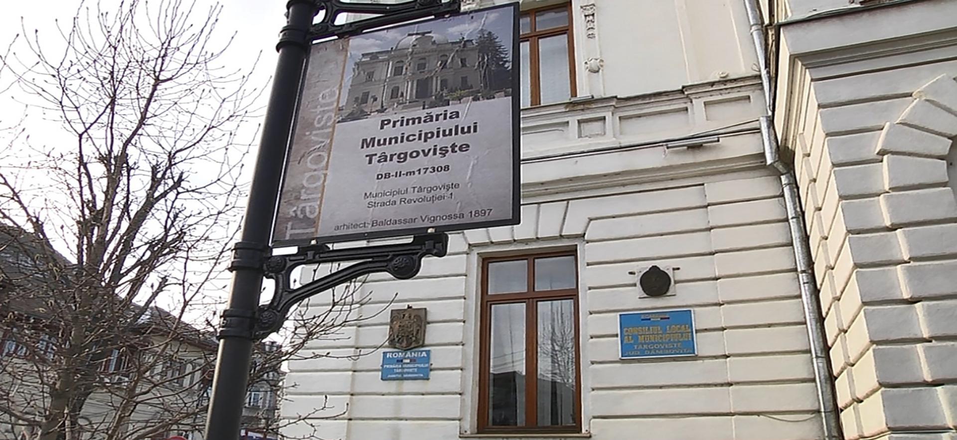 DISPOZIŢIE privind convocarea Consiliului Local al Municipiului Târgovişte în şedinţă ordinară în ziua de 31.03.2021